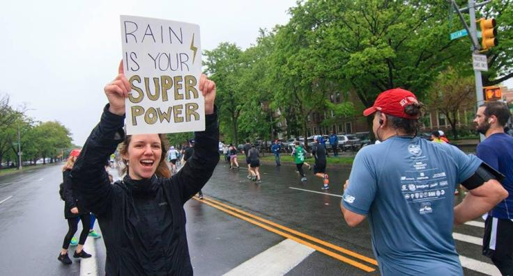 Rain is your superpower